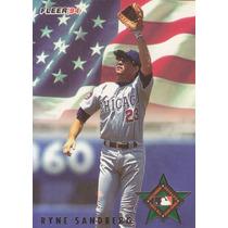 1994 Fleer All Stars Ryne Sandberg Cubs
