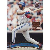 1996 Stadium Club Extreme Player Bronze Joe Carter Blue Jays