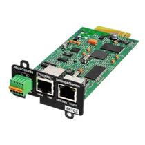 Tarjeta Para Monitoreo Eaton 116750222-001connect Ups-b +c+