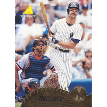 1995 Pinnacle Don Mattingly 1b Yankees