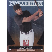 2011 Donruss Elite Extra Edition Adam Jones Of Orioles