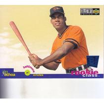 1994 Choice Special Edition Rookie Alex Ochoa Of Orioles