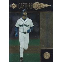1997 Upper Deck Capture Flag Ken Griffey Jr. Mariners
