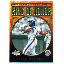 2009 Topps Ring Of Honor #rh27 Kevin Mitchell Mets