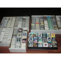 5000 Tarjetas De Beisbol De 1985 A Los 00s