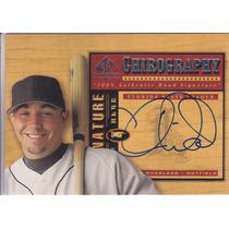 2000 Sp Top Prospects Autografo Chris Wakeland