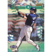 1999 Ultra Season Crowns Ken Griffey Jr Mariners