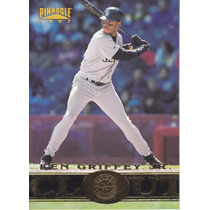 1997 Pinnacle Ken Griffey Jr Mariners