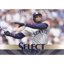 1997 Select Stars Ken Griffey Jr Mariners