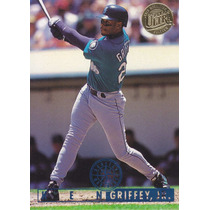 1995 Ultra Gold Medallion Ken Griffey Jr Mariners