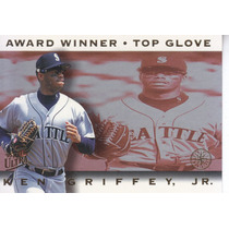 1995 Ultra Award Winner Top Glove Ken Griffey Jr Mariners
