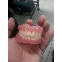 Protesis Dentales Placas Totales De Acrilico