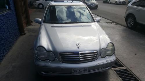 Mercedes Benz Clase C 320 2002