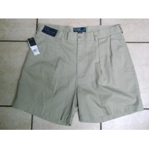 Short Polo Ralph Lauren Color Cafe Claro Talla 35