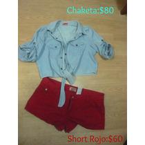 Shorts Y Más Limpia De Clóset $60 $80 $100