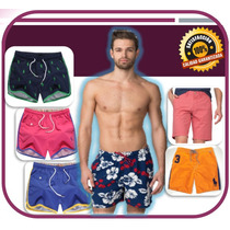 Shorts Tommy Polo Traje De Baño Originales