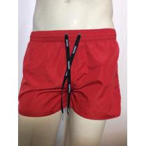 Shorts Diesel De Playa Para Hombre Talla L -