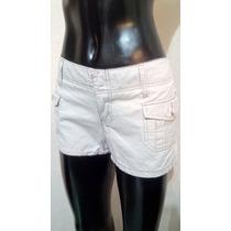 Shorts Para Dama Beige Talla 4 Old Navy Brand