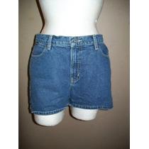 New York Jeans!! Padrísimos Shorts De Mezclilla, Talla 8!!!