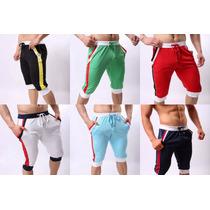 10 Harem Gym Pants Shorts Mayoreo De Moda Japonesa Slimfit!