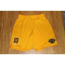 Short Under Armour Amarillo #10 Talla Xl