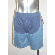 Short Maternidad Indue Time Talla 8 Ropa Modateista Sm78
