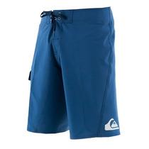 Short Playa Boardshort Hombre Quiksilver Navy Xs 26,28