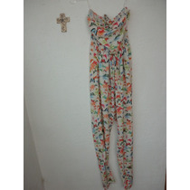 Jumpsuit Talla L (bershka,pull And Bear,zara,forever21 Etc
