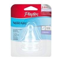 Playtex Ventaire Burbuja Silicón Libre Alimentar Pezones Eta
