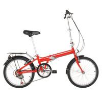 Bicicleta Plegable Doblable Folding Vilano De Aluminio Liger