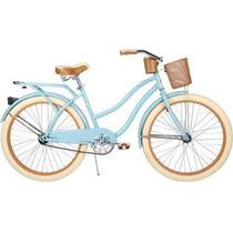 Bicicleta Huffy Nel Lusso R26 Para Dama