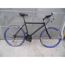 Bicicleta De Carreras/ruta/triatlon/duatlon 700x25 Nueva 21v