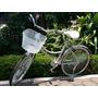 Bicicleta Retro Vintage Modelo Easy Rider E Ingles.