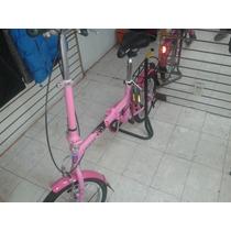 Bicicleta Plecable R16 Unica Pza!!!!