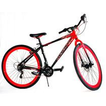 Bicicleta Mercurio Bronx R700