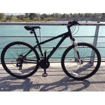 Bicicleta Montaña Schwinn R29 Aluminio Freno Disco 2015