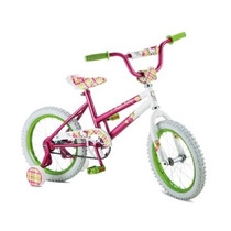 Bicicleta Hello Kitty Rodada 16
