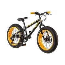Bicicleta Mongoose Amarillo