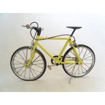 Mini Bicicleta Deportiva De Metal Escala Omm
