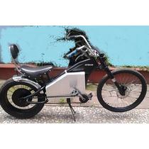 Bicicleta Eléctrica A Tu Gusto, Ahorra, Haz Ejercicio, Pasea
