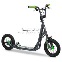 Scooter Bmx Verde A Todo Terreno Mongoose
