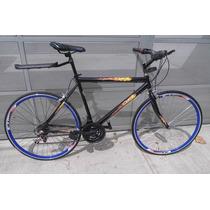 Bicicleta Urbana Hibirida (ruta-mtb) Rod 700x25 Nueva Shiman
