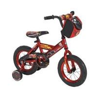 Huffy Disney Cars Bicicleta Con Las Ruedas De Entrenamiento