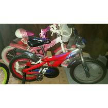 Bicicleta Niño Schwinn Roja Rin 16