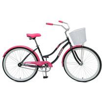Bicicletas Retro Vintage Rodada 26 Nueva Lista Para Estrenar