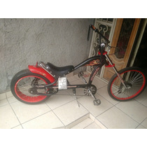 Bicicleta Chopper Mercurio