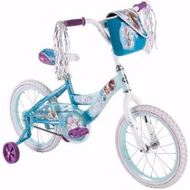 Bicicleta Niña Disney Frozen Rodada 16