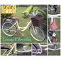 Bicicleta Vintage Londy Chocolat Hardstd Rin Rin Biclas
