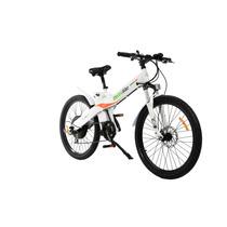 Bicicleta Eléctrica Electrobike Seal 500 Blanc 7 Velocidades