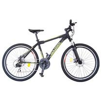 Bicicleta Montaña Goldsen, Aluminio, 21 Vel. Frenos De Disco